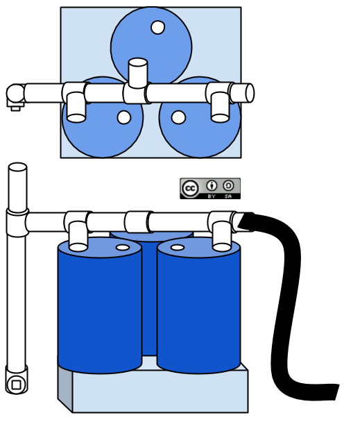 diagram of the simpler design